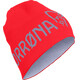 Norrøna /29 Thin Logo Headwear grey/red